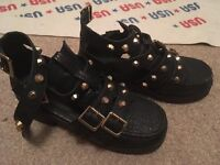Vans, converse- Various women's shoes and trainers size 7-8