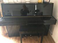 Steinmayer Black Mini Piano