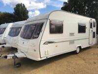Avondale Firbeck 6 Berth Caravan 2000
