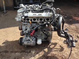 NISSAN QASHQAI 2007 1.6 PETROL ENGINE HR16