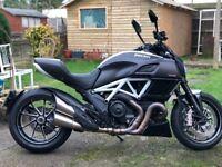 Ducati Diavel Sport Carbon