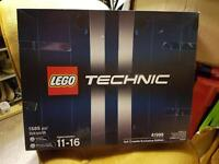 Lego technic 41999 serious collectors item