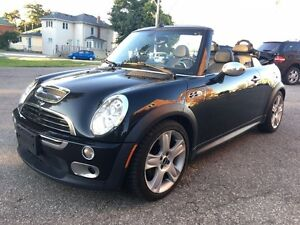 2005 MINI Cooper Convertible S - SAFETY & E-TESTED - NO ACCIDENT