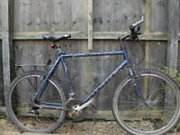 Sturdy Ogre max bicycle in need of some TLC !