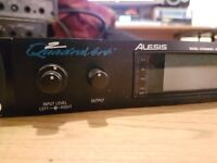 Alesis 2 QuadraVerb | Multi-effects Processor