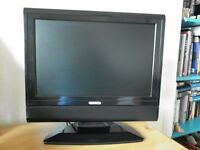 "ACOUSTIC SOLUTIONS 17"" LCD DIGITAL TV"