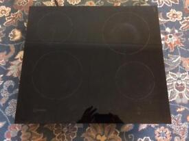 Indesit 4 ring induction hob