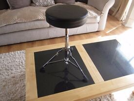Premier Olympic Drum Kit Stool / Seat.