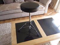 Premier Olympic Drum Kit Stool / Seat.