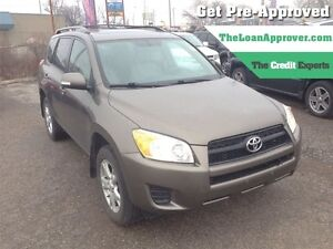 2011 Toyota RAV4 Limited * POWER ROOF * CAM * 4WD London Ontario image 1