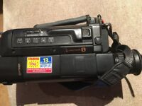Sony Video Camera Recorder 72x Digital Zoom with colour LCD monitor and remote control