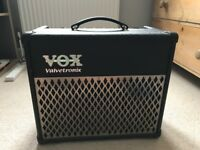 Vox Valvetronix AD15VT electric guitar amplifier - excellent condition.