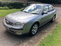 Ford Mondeo TDCI Ghia X Turbo diesel 6 speed