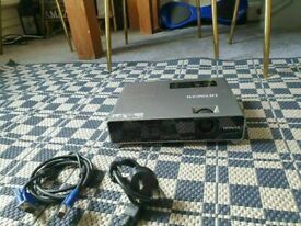 Hitachi ED-X22 2000 ANSI Lumens XGA LCD Projector EXCELLENT CONDITON AND FULLY WORKING