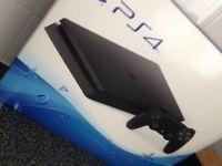 PS4 500gb slimline *BRAND NEW*