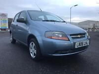 Chevrolet Kalos excellent condition service history only 44000 miles