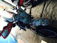 Pulse Adrenaline 125cc mint fully working condition