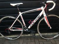 Forme Longcliffe Racing Bike White/Red For Sale - Evcellent condition