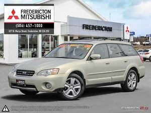 2006 Subaru Outback 3.0R! NAV! HEATED LEATHER! SUNROOF!