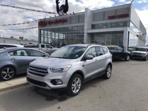 2017 Ford Escape SE leather navigation panoramic roof