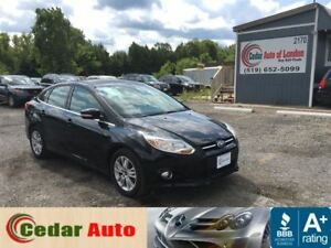 2012 Ford Focus SEL Navigation -Managers Special