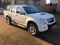 ISUZU RODEO double cab 2.5 Td excellent condition
