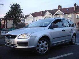 /// FORD FOCUS 1.6 ESTATE 2005 PLATE /// NEWER SHAPE /// LOW MILEAGE /// CHEAPPP /