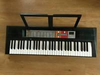 Yamaha portable keyboard PSR-F50