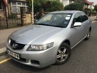 2005 Honda ACCORD 2.0 i VTEC SE 4dr LONG MOT *Full VOSA History* HPI Clear *FREE 03-Months Warranty*