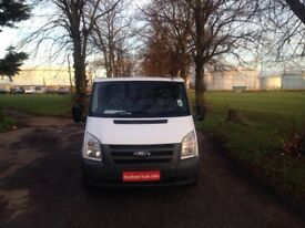 FORD TRANSIT 2.2TDCI 280 SWBCHOICE OF 101 OWNERS (white) 2010