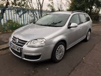2009 VW GOLF 1.9 TDI S - Estate