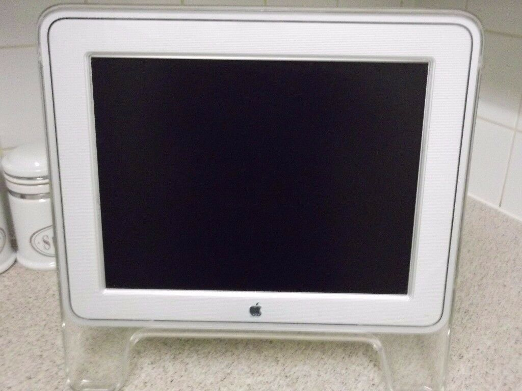 17 inch; Apple Studio display. monitor Good clean condition