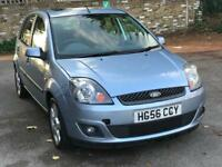 Ford Fiesta 1.25 Freedom 5dr 1 YEAR MOT HEATED FRONT SCREEN
