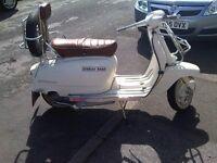 Genuine Original 1964 Lambretta Li125 - refurbished 2012. Beautiful example of 1960's mod must have