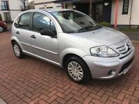 2007 CITROEN C3,1 YEARS MOT,LOW MILES,£1195