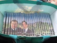 Midsomer murders 1-64 Dvd set