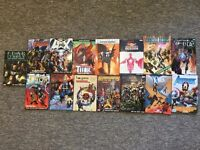 Marvel Graphic novels - Guardians of the Galaxy, Deadpool, Captain America, X-Men, Thor