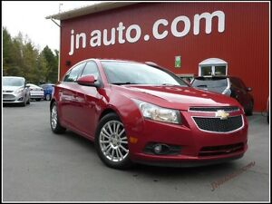 2011 Chevrolet Cruze Eco 1.4 Turbo