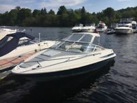 Maxum 2100 SC sports cuddy boat with 5.7l Mercruiser engine