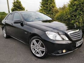 2010 MERCEDES E220 CDI AVANTGARDE AUTO MINT CAR LIKE 520D 530D C220