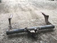 TOW BAR - Iveco Daily 1999 - 2010 year