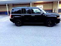 Jeep Patriot 2007 crd 2.0 Px welcome BMW Mercedes audi