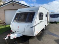 Abbey Vogue 520- 2008- 4 berth with end changing room.