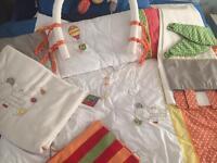 Mamas and papas nursery bundle: Elfie & Mop