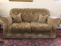 Ponsford 2 & 3 seater sofas