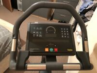 Technogym Excite+ LED Upright Bike, For Commercial or Home Gym, Only used twice!
