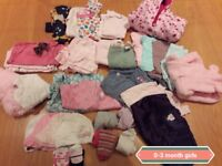 0-3 months boys clothes bundle, over 30 items