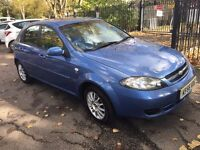 Chevrolet Lacetti 5 door Excellent Condition NOTHING to spend MOT May 2017 ANY test welcome