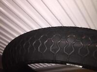 Motorbike supermoto tyres