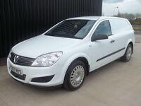 2007 (57) Vauxhall Astravan 1.7CDTi Club Panel Van Full MOT, May Px